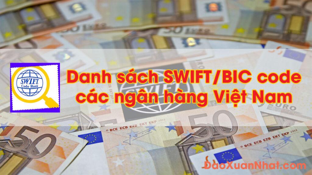swift-bic-code-ngan-hang-viet-nam-xuan-nhat