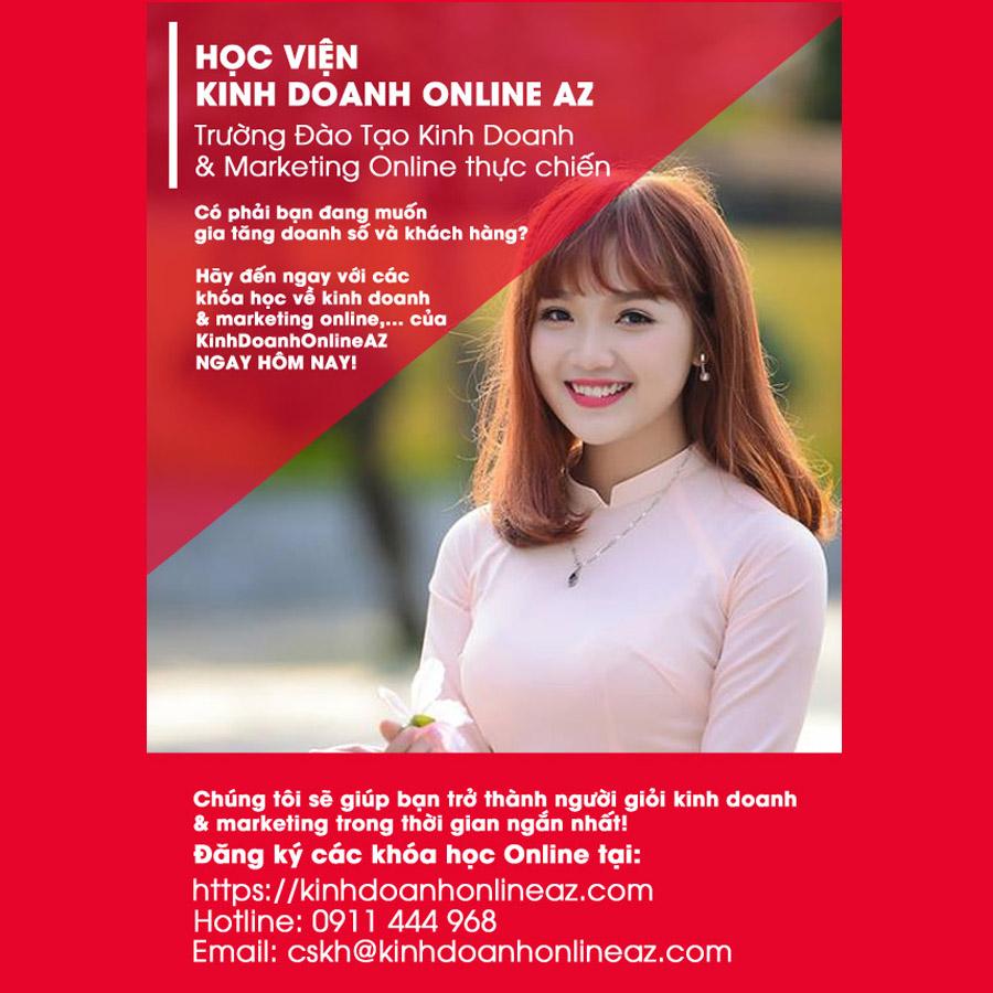 Học viện Kinh Doanh Online AZ