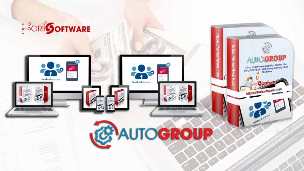 Phần mềm Auto Group Facebook là gì?